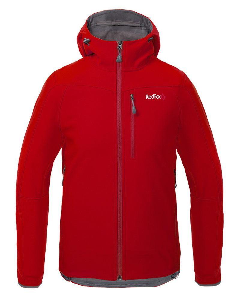 Куртка Yoho SoftshellКуртки<br><br><br>Цвет: Красный<br>Размер: 50