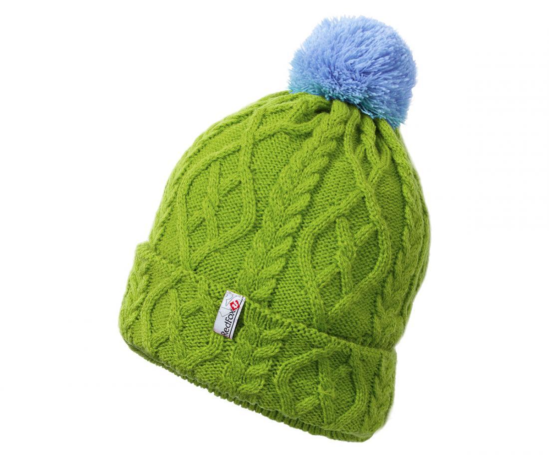Шапка Render ДетскаяШапки<br><br> Повседневная яркая шапка, хорошо сочетающаяся с различными комплектами одежды.<br><br><br>Материал – Acrylic.<br>Размерный ряд – 48-50, 52-54.<br><br><br>Цвет: Зеленый<br>Размер: 52-54