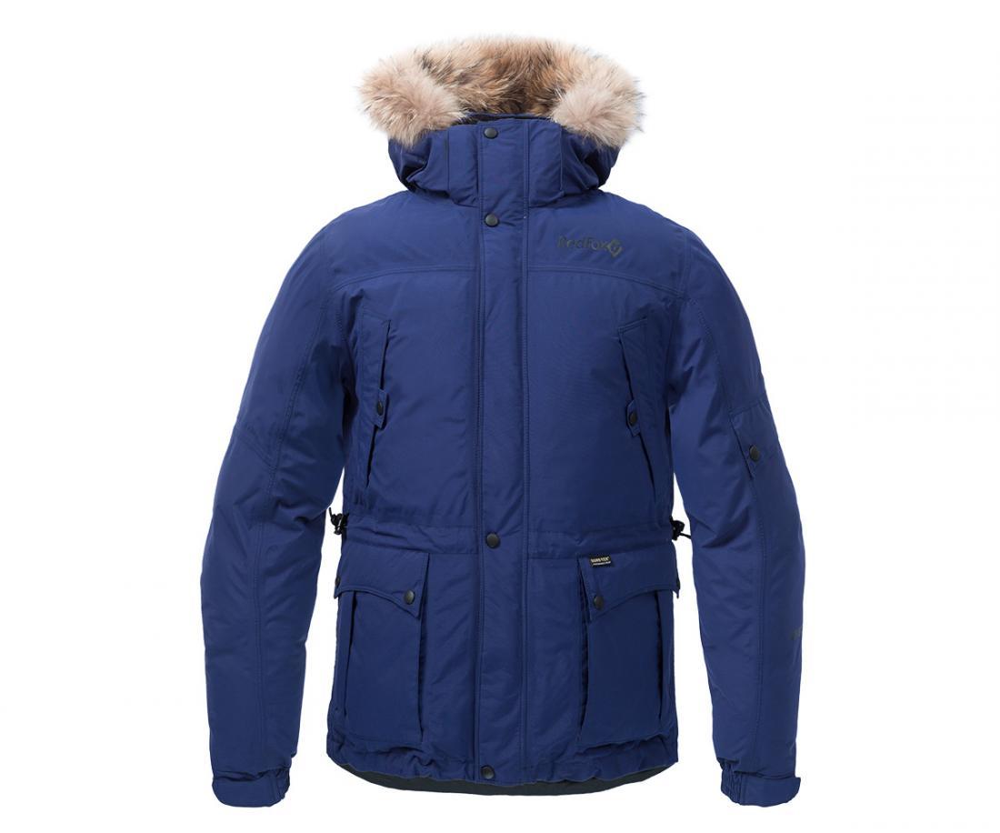 Куртка пуховая Kodiak GTXКуртки<br><br> Пуховая удлиненная куртка для мужчин.<br><br> <br><br>Материал – GORE-TEX®.<br>Утеплитель – гусиный пух (F.P. 650+).<br>Подкладка – Tafetta DP.&lt;/li...<br><br>Цвет: Синий<br>Размер: 56