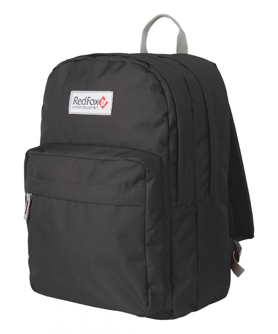 Red Fox Рюкзак Bookbag L2 Детский (, 1000/черный, ,)