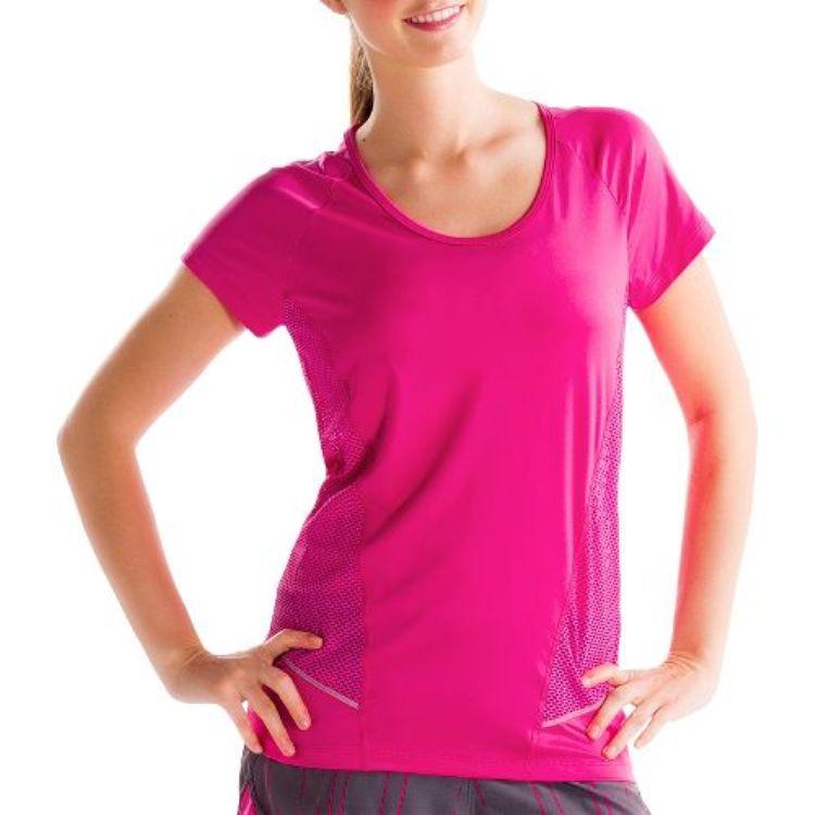 Топ LSW0920 MARATHON TOPФутболки, поло<br><br> Женская футболка Marathon Top LSW0920 от бренда Lole оснащена эластичными сетчатыми вставками по бокам и на спине, которые обеспечивают необходим...<br><br>Цвет: Розовый<br>Размер: M