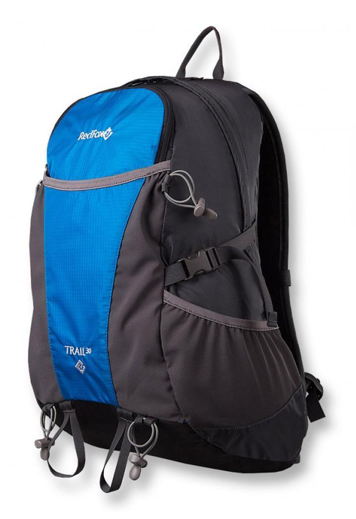 Рюкзак Trail 30Рюкзаки<br><br><br><br><br><br> Серия Trekking<br><br> <br>Active подвесная система<br>Грудной фиксатор лямок и боковые стяжки<br>Крепления для лыж<br>...<br><br>Цвет: Синий<br>Размер: 30 л