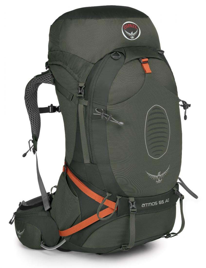 Osprey Рюкзак Atmos AG 50 (L, Graphite Grey, ,) цена 2017