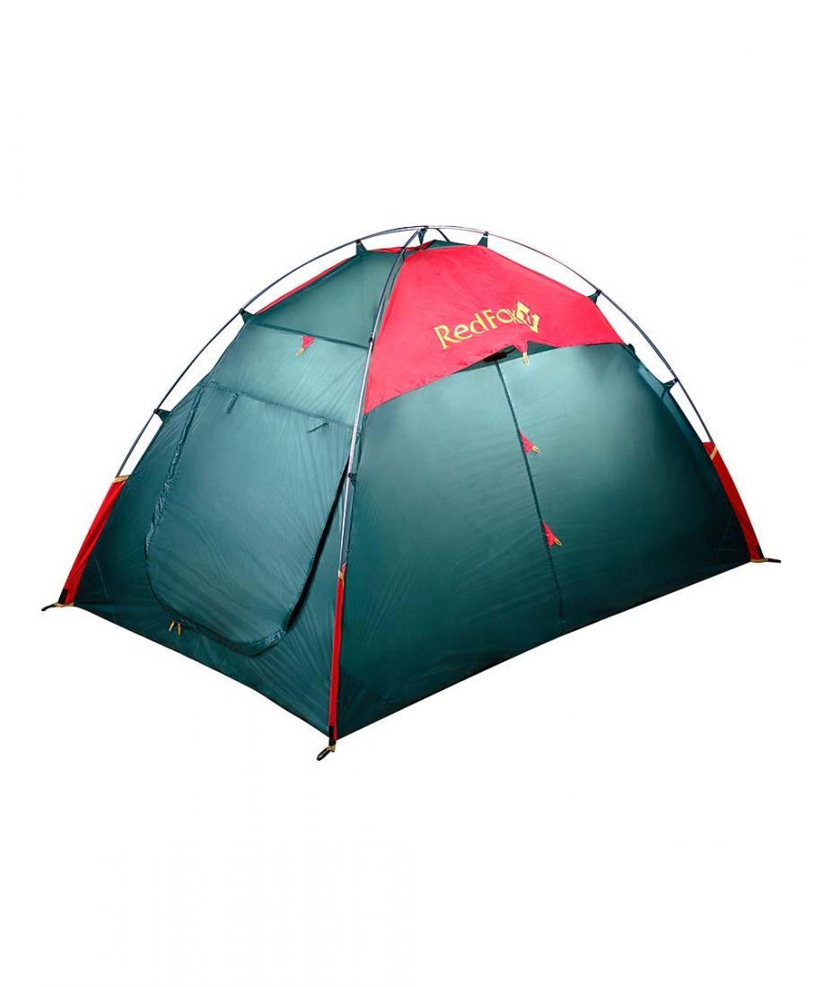 Палатка Solo XCПалатки<br><br><br>Цвет: Зеленый<br>Размер: None