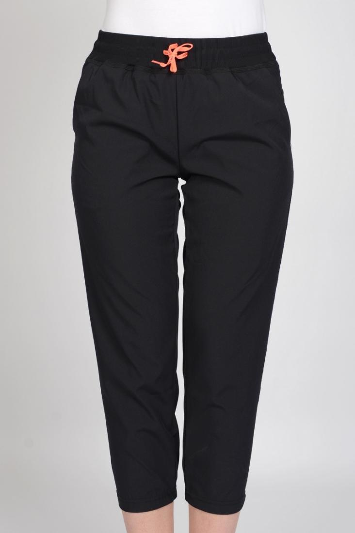 Брюки 16-20525 жен.Шорты, бриджи<br>Спортивные брюки. Прямой силуэт. Идеальная посадка в области бедер. Эластичный материал. Потайной карман в поясе сзади. Для занятий фитнесом в зале и на свежем воздухе.<br><br>Материал: 100% Poly Spandex<br><br><br>Цвет: Черный<br>Размер: 44