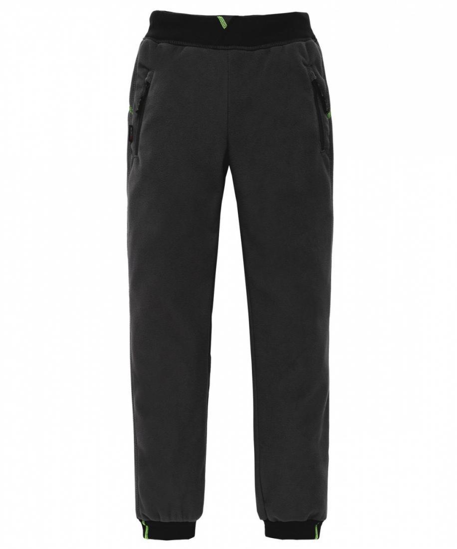 Брюки Ex WB III ДетскиеБрюки, штаны<br>Ветрозащитные теплые брюки свободного кроя. Имеют удобную регулировку по талии, эластичную окантовку по низу штанин , два боковых кармана на молнии. Можно использовать для прогулок в прохладную погоду или в качестве утепляющего слоя зимой.<br><br>&lt;...<br><br>Цвет: Черный<br>Размер: 152