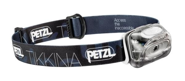 Petzl Фонарь TIKKINA (, Черный, ,) petzl duo led 14