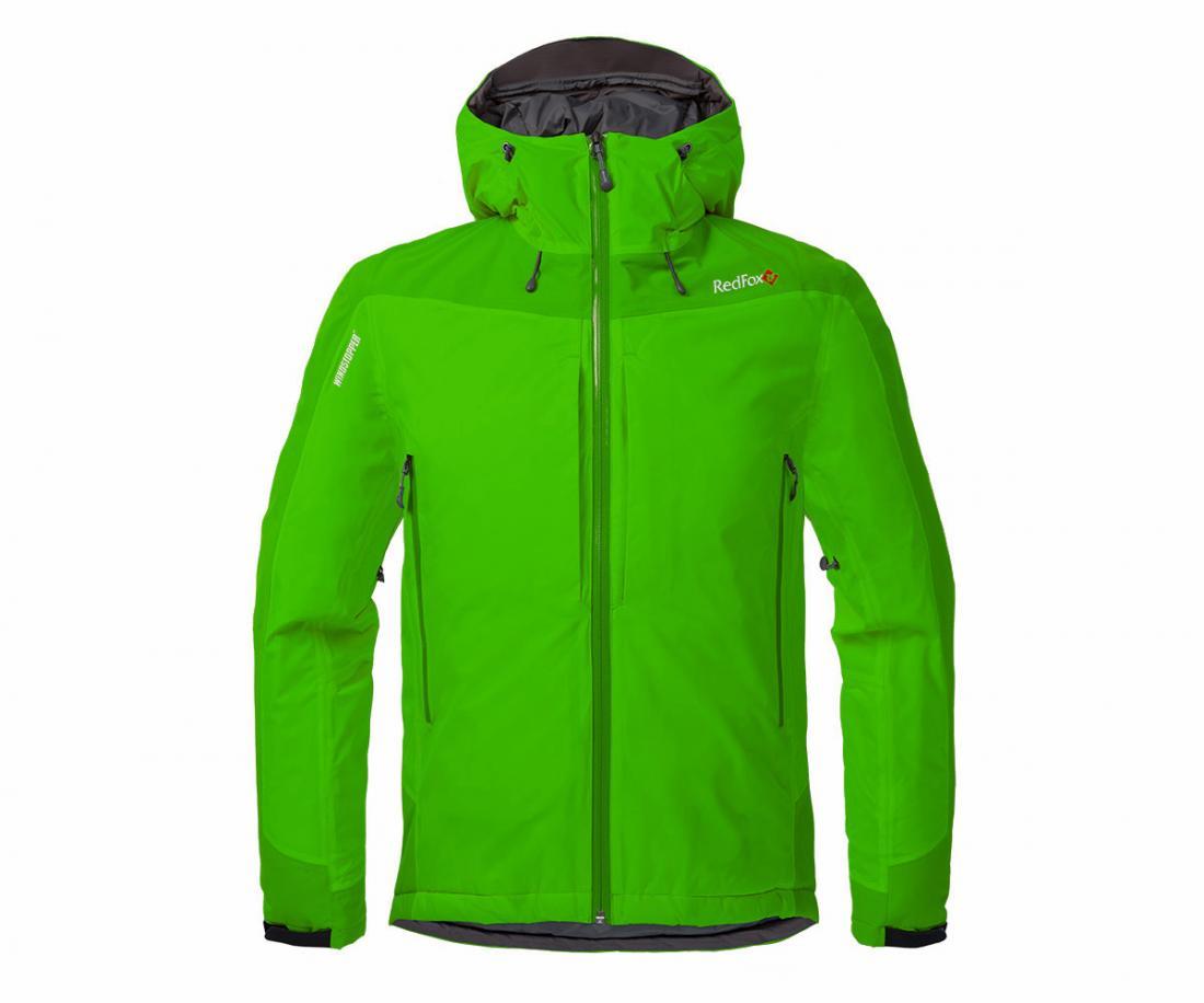 Куртка утепленная Wind Loft II МужскаяКуртки<br><br><br>Цвет: Салатовый<br>Размер: 56