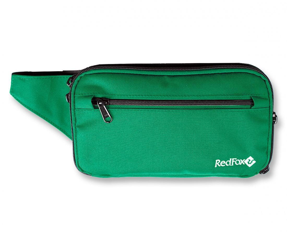 Сумка поясная N4Сумки<br>Удобная поясная сумка c двумя отделениями. Имеется несколько карманов, в том числе и для мобильного телефона.<br><br>материал: Polyester 600D<br>назначение: путешествия, туризм, повседневное использование<br> <br><br>Цвет: Зеленый<br>Размер: None