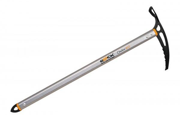 Ледоруб ChackanЛедорубы<br><br> Легкий классический ледоруб для трекинга и восхождений. Темляк в комплекте. Клюв стальной.<br><br><br>Длина: 55-60-65 см<br>Ручка: AL 7075<br>Клюв: Стальной<br>Тип: В<br>Вес: 440 г (60 см)<br>Стандарт:...<br><br>Цвет: Серый<br>Размер: 55 см