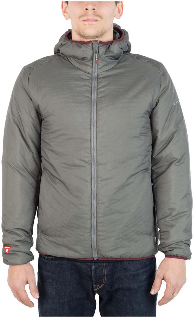 Куртка утепленная Focus МужскаяКуртки<br><br> Легкая утепленная куртка. Благодаря использованиювысококачественного утеплителя PrimaLoft ® SilverInsulation, обеспечивает превосходное тепло и уютноеощущение комфорта. Может использоваться в качествевнешнего, а также промежуточного утепляющего...<br><br>Цвет: Серый<br>Размер: 60