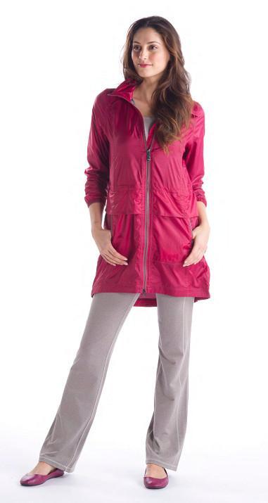 Куртка LUW0225 SOLANO 3 JACKETКуртки<br>Не хотите, чтобы непогода застала врасплох? В стильной ветрозащитной куртке Lole Solano 3 Jacket не страшны ни дождь, ни холодный пронизывающий возд...<br><br>Цвет: Красный<br>Размер: XL