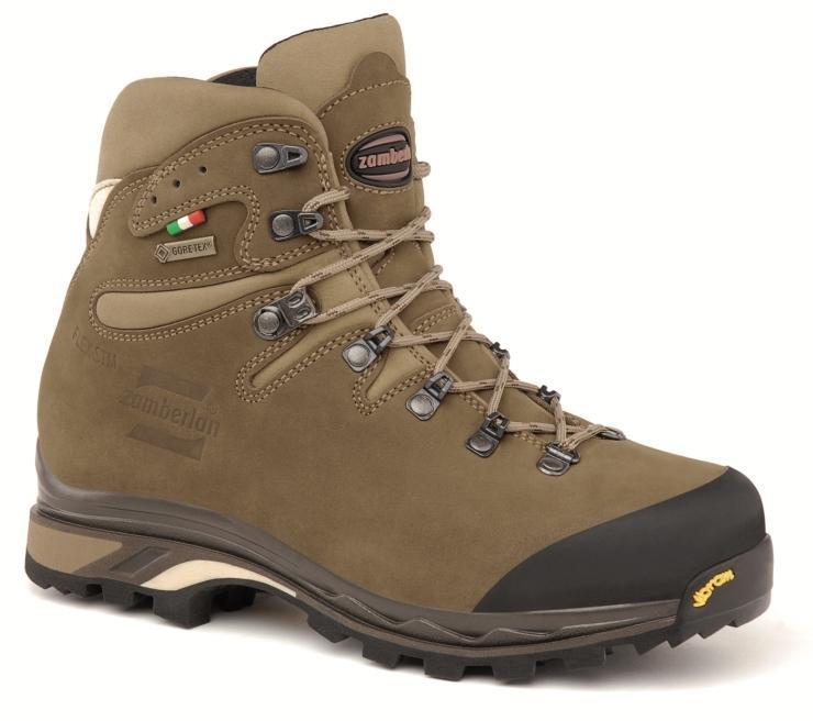 Купить Ботинки 896 CORNETTO GTX RR WNS (37, Waxed Grey, ,), Zamberlan