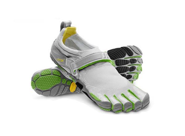 Мокасины FIVEFINGERS BIKILA WVibram FiveFingers<br>В отличие от любой другой обуви для бега, представленной на рынке, Bikila   первая модель, спроектированная специально для естественного, здо...<br><br>Цвет: Зеленый<br>Размер: 36