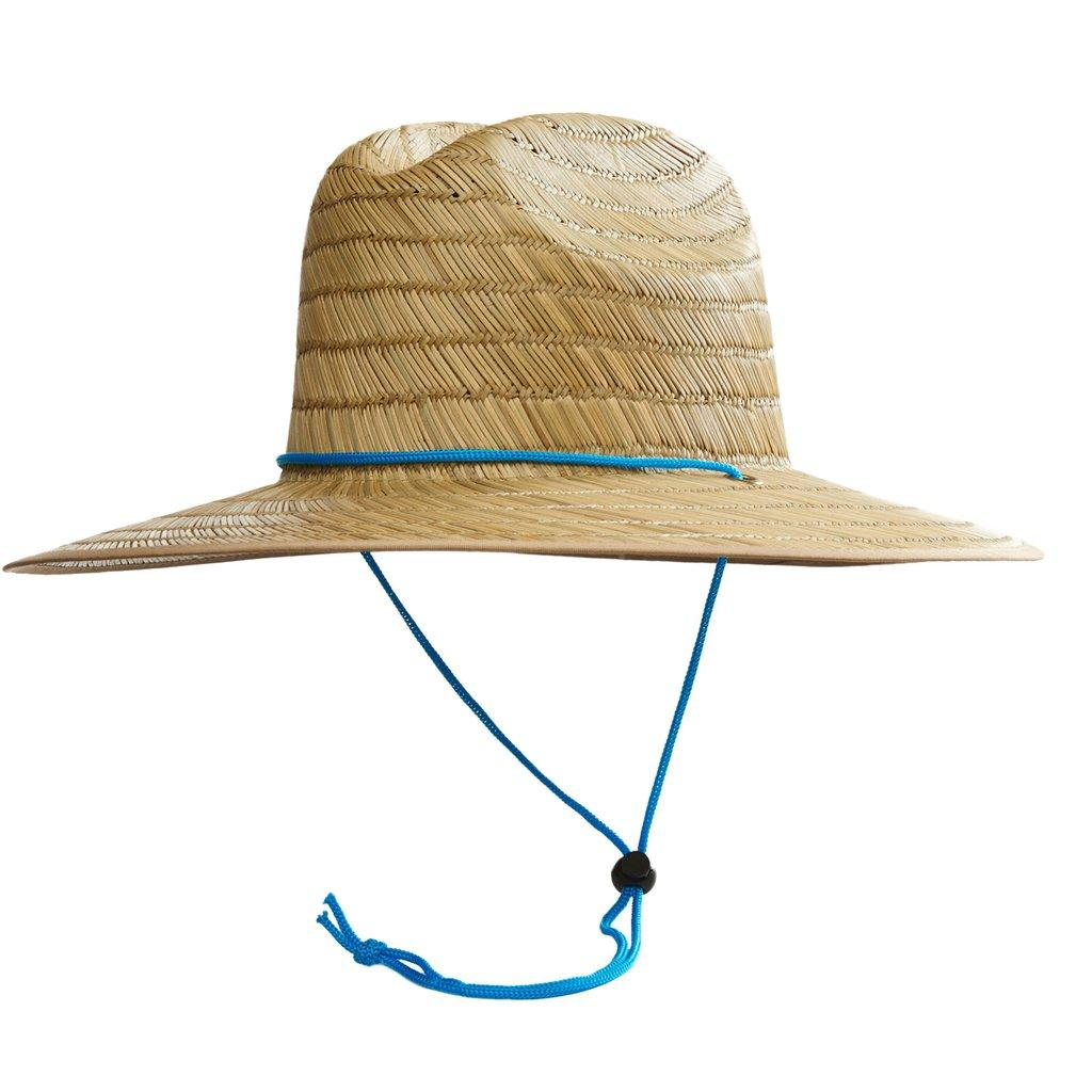 Шляпа/Панама BLAKE жен.Панамы<br>Состав: 100% солома<br><br>Цвет: Голубой<br>Размер: None