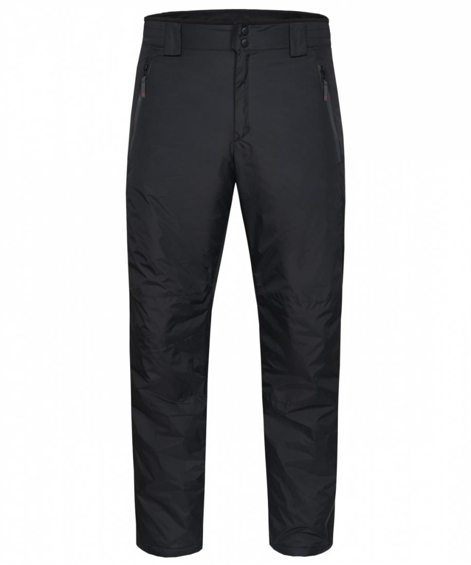 Брюки утепленные Husky II МужскиеБрюки, штаны<br><br> Утепленные брюки свободного кроя. высокая прочностьнаружной ткани, функциональность утеплителя и эргономичный силуэт позволяют ощутить исключительнуюсвободу движения во время активного отдыха.<br><br><br>Основное назначение: туризм, з...<br><br>Цвет: Черный<br>Размер: 60