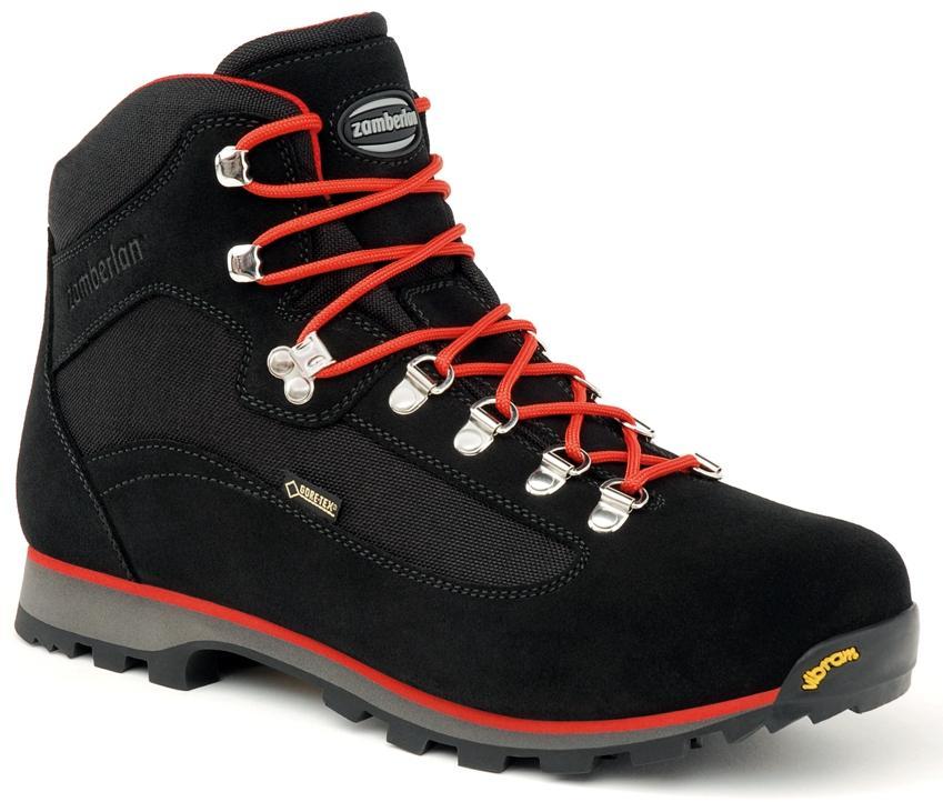 Купить Ботинки 443 TRAILBLAZER GTX (42, Black/Red, , ,) Zamberlan