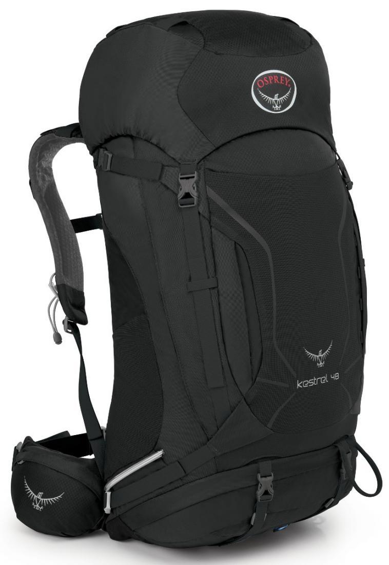 Рюкзак Kestrel 48Туристические, треккинговые<br><br> Универсальные всесезонные рюкзаки серии Kestrel разработаны для самых разных видов Outdoor активности. Специальная накидка от дождя защитит ...<br><br>Цвет: Темно-серый<br>Размер: 50 л