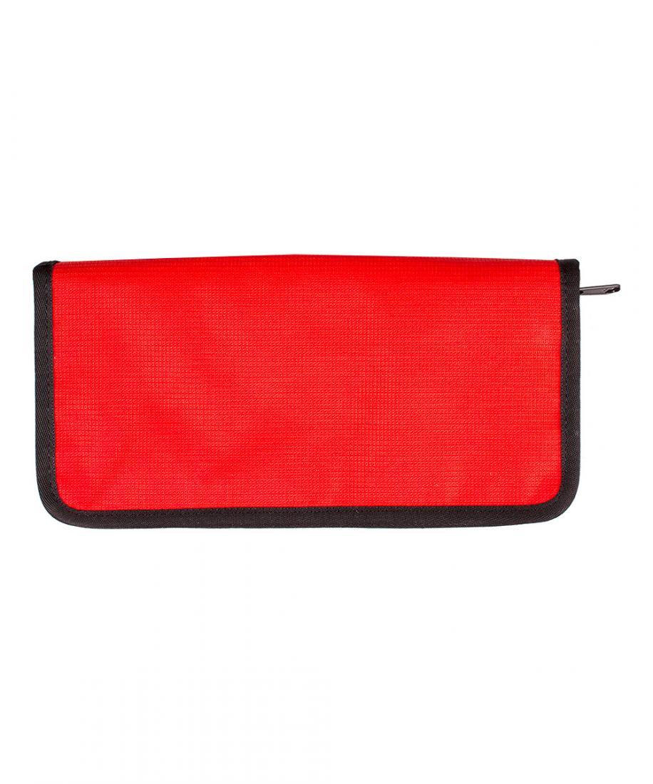 Кошелек BigКошельки<br>Кошелек BIg – портмоне путешественника, где все дорожные документы будут компактно организованы. <br><br>Основное отделение на молнии<br>...<br><br>Цвет: Оранжевый<br>Размер: None