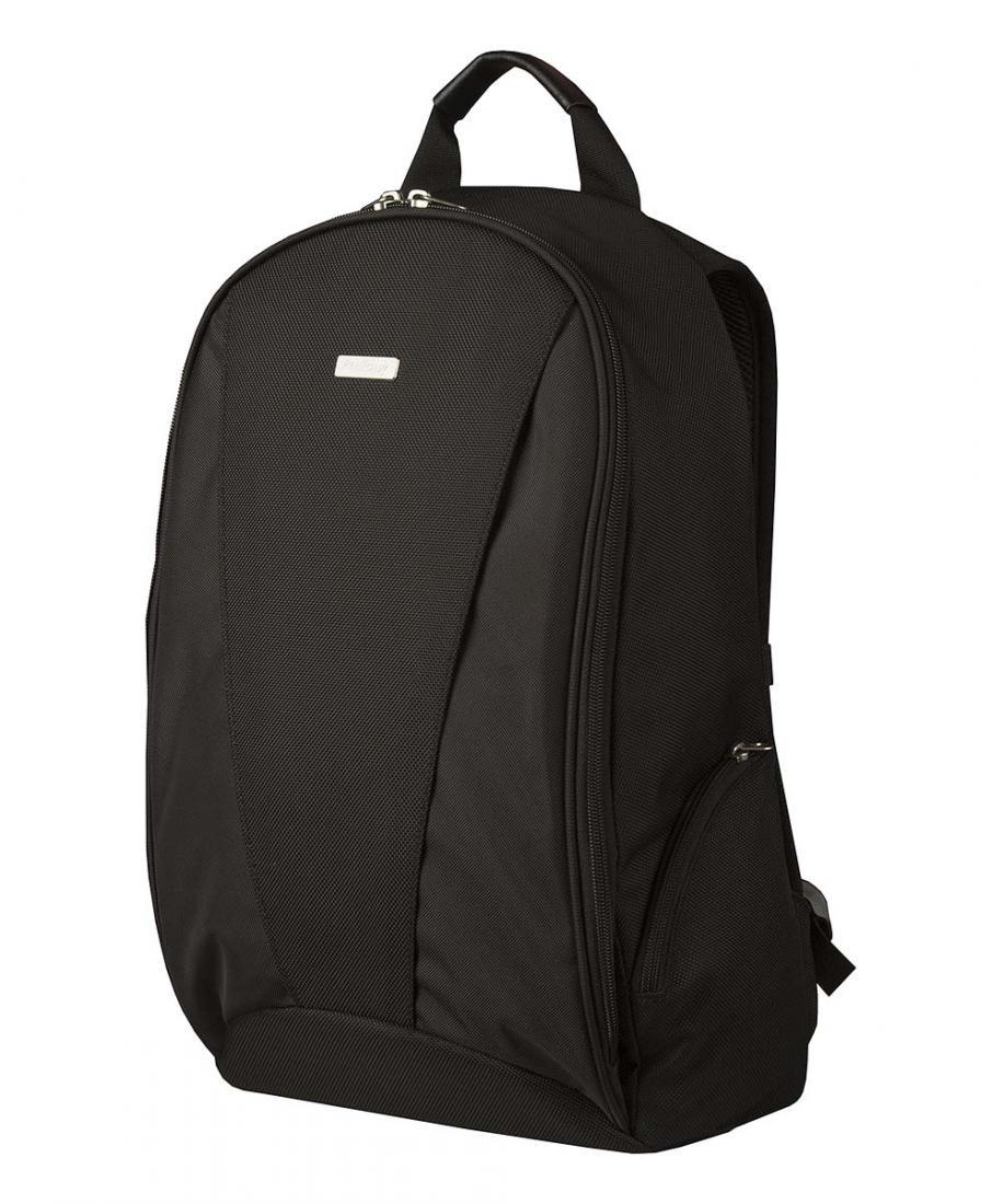 Рюкзак Daily 1Рюкзаки<br><br> Рюкзак Daily 1 – стильный городской рюкзак небольшого объема<br><br><br>одно отделение на молнии<br>специальное отделение для ноутбука...<br><br>Цвет: Черный<br>Размер: 25 л