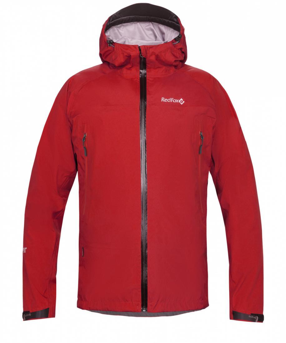 Куртка Vector RКуртки<br><br> Куртка Red Fox Vector R выполнена из технологичного материала GORE-TEX® Active, который обладает самым низким весом при высокой прочности и самыми высокими показателями паропроницаемости при максимальной защите от дождя и ветра.<br><br>Характер...