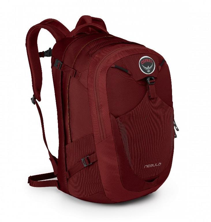 Рюкзак Nebula 34Рюкзаки<br><br><br>Цвет: Красный<br>Размер: 34 л