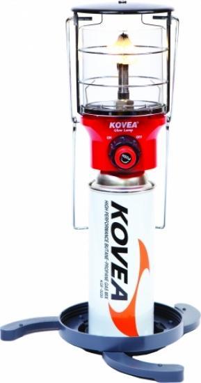 Лампа Kovea  газ.KL-102Топливное оборудование<br><br> Газовая лампа среднего размера с пьезоподжигом.<br><br><br> Газовая лампа всегда осветит уютное заст...<br><br>Цвет: Белый<br>Размер: None