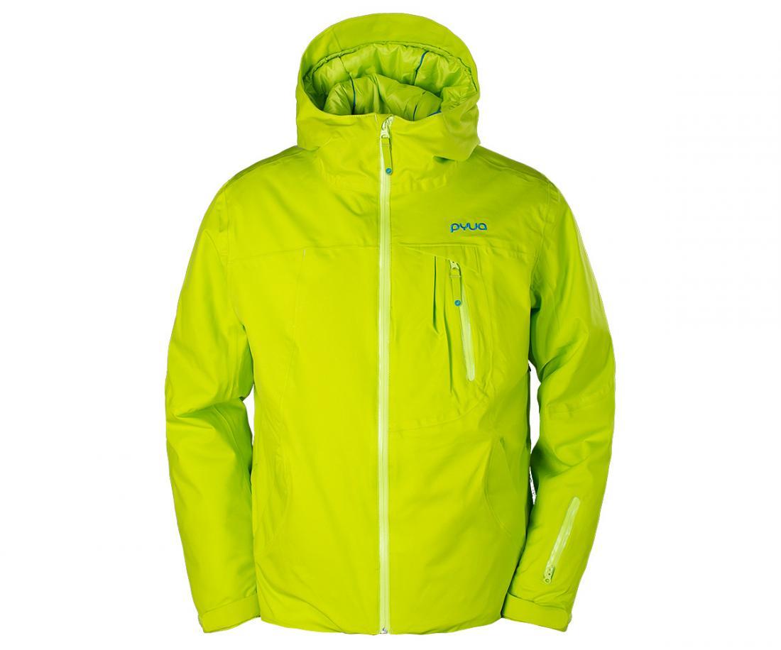 Куртка Crux-Y муж.Куртки<br><br><br>Цвет: Зеленый<br>Размер: M