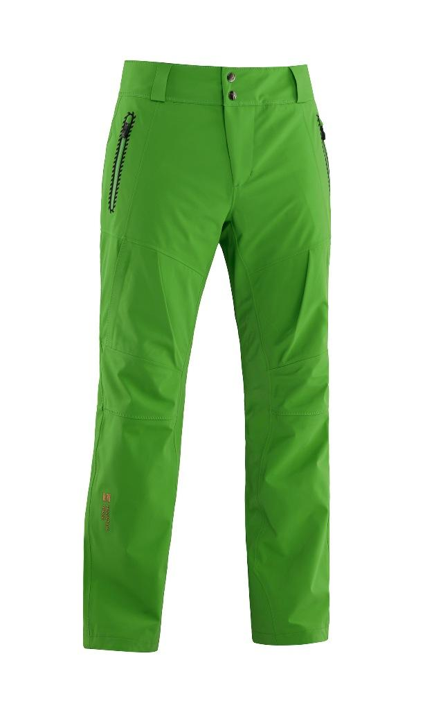 Брюки Elements PantsБрюки, штаны<br>Водонепроницаемые, теплые брюки Elements Pants понравятся ценителям равнинных и горных лыж. Благодаря применению современных материалов и техно...<br><br>Цвет: Зеленый<br>Размер: 50