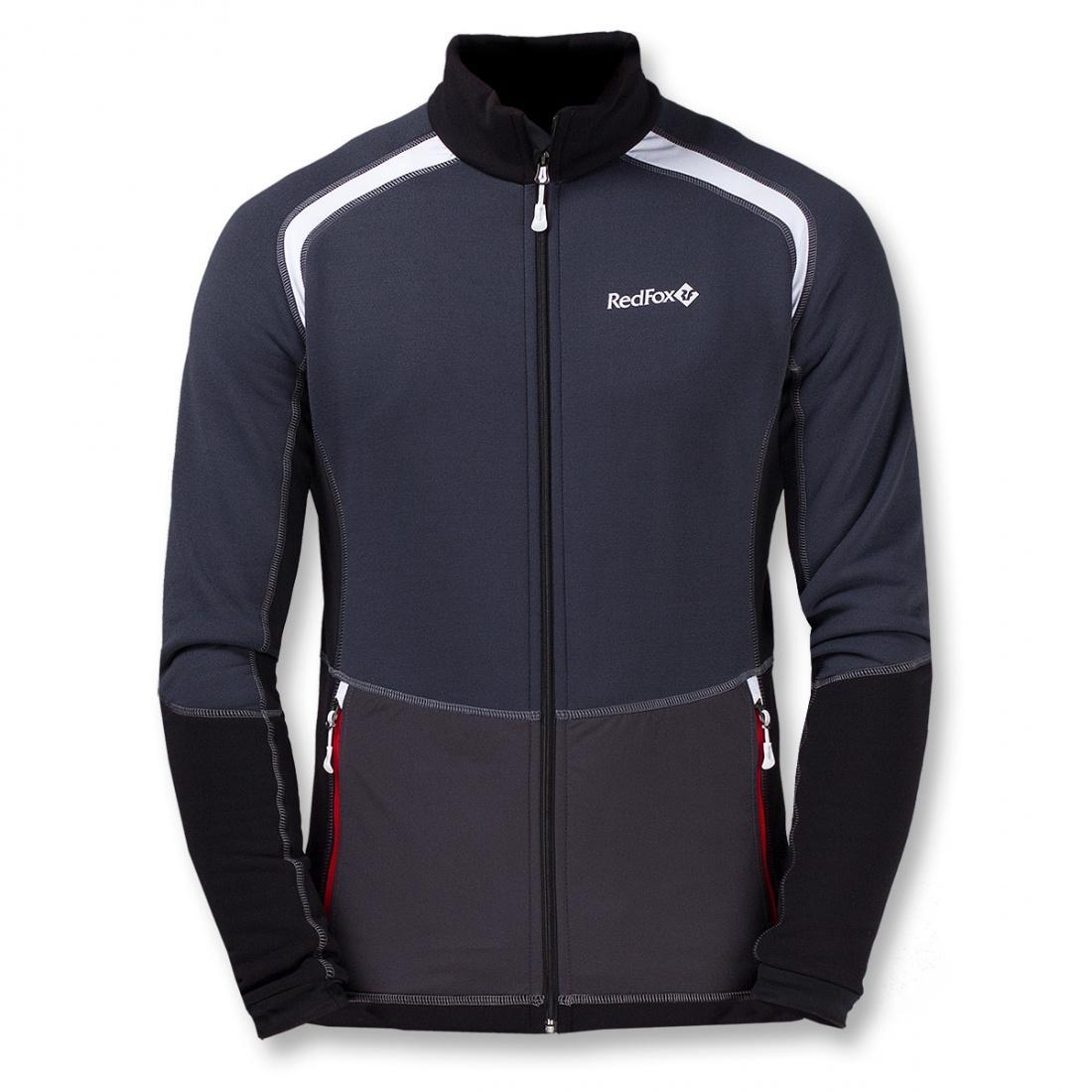 Куртка St.Line МужскаяКуртки<br><br> Легкая спортивная куртка на молнии из материалаPolartec® Power Stretch® Pro.Можно использовать в качестве промежуточного или<br> верхнего утепляющего слоя.<br><br><br> Основные характеристики:<br><br><br>анатомическая приталенная ...<br><br>Цвет: Темно-серый<br>Размер: 54