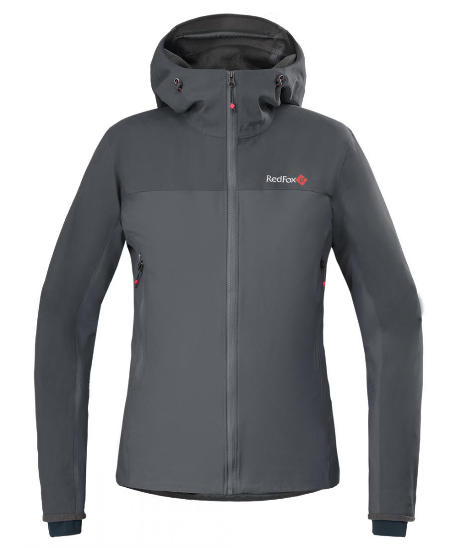 Куртка Eiger Shell ЖенскаяКуртки<br><br><br>Цвет: Красный<br>Размер: XS
