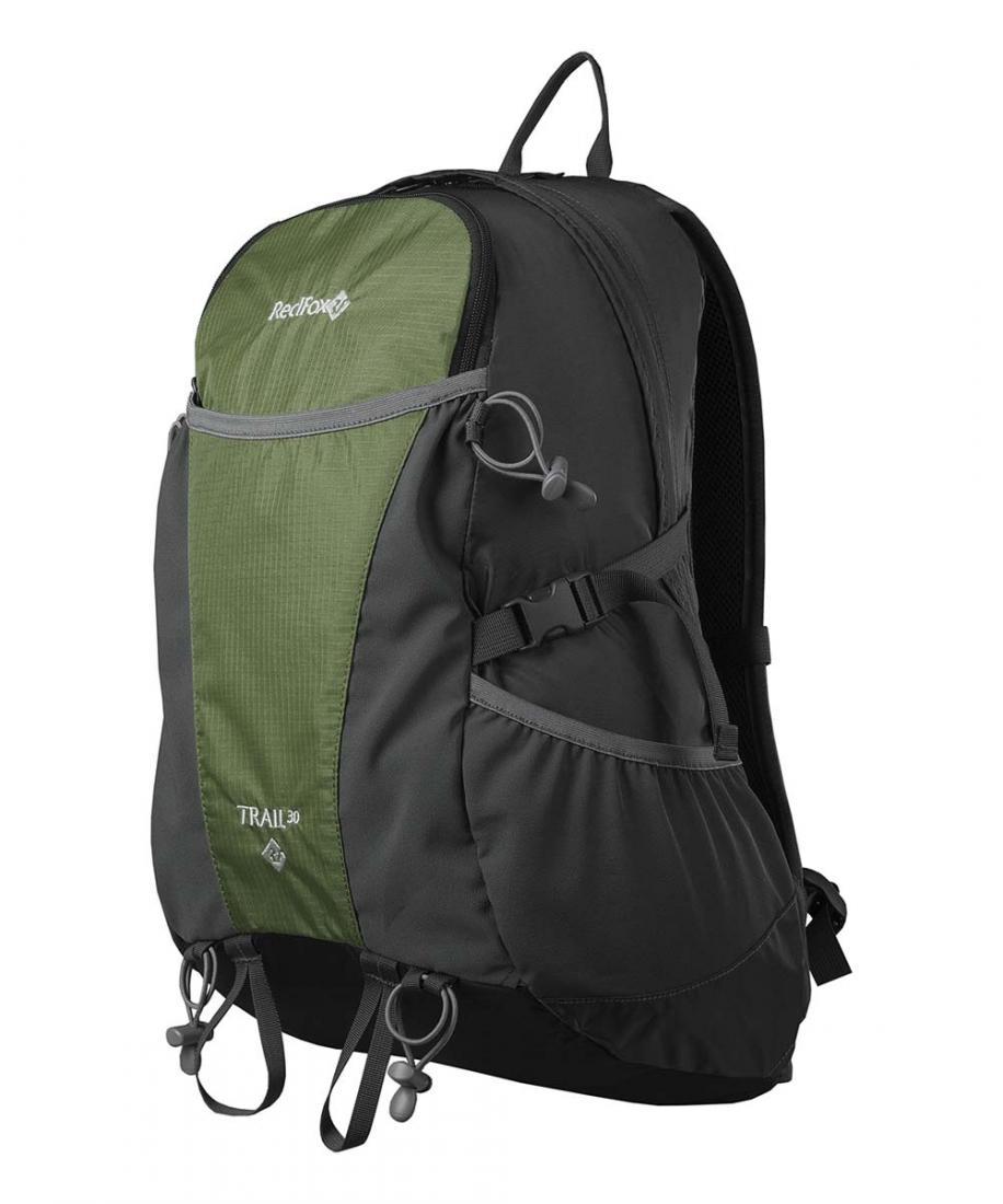 Рюкзак Trail 30Рюкзаки<br>Trail 30 – практичный рюкзак для треккинга и прогулок в горах. Модель обладает достаточным объемом и всеми необходимыми элементами для пеших прогулок продолжительностью 1-2 дня.<br><br>назначение: треккинг<br>подвесная система Active<br>&lt;l...<br><br>Цвет: Хаки<br>Размер: 30 л