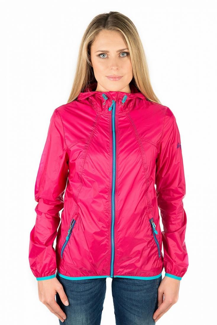 Ветровка общеспортивная 405208Куртки<br><br><br>Цвет: Розовый<br>Размер: 44