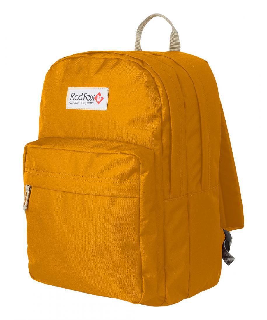 Рюкзак Bookbag M2Рюкзаки<br><br><br>Цвет: Апельсиновый<br>Размер: 25 л