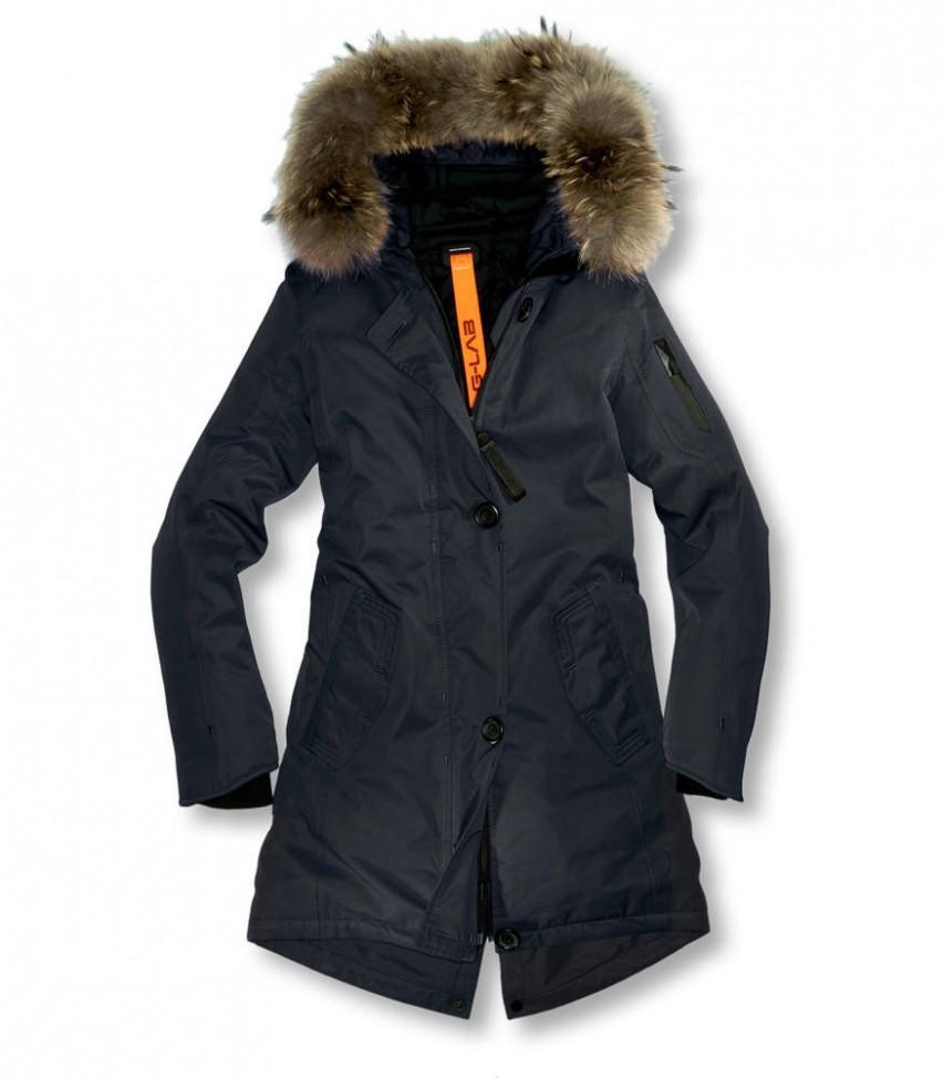 G-LAB Куртка утепленная женская Montana II Темно-синий g lab куртка утепленная мужская commander синий