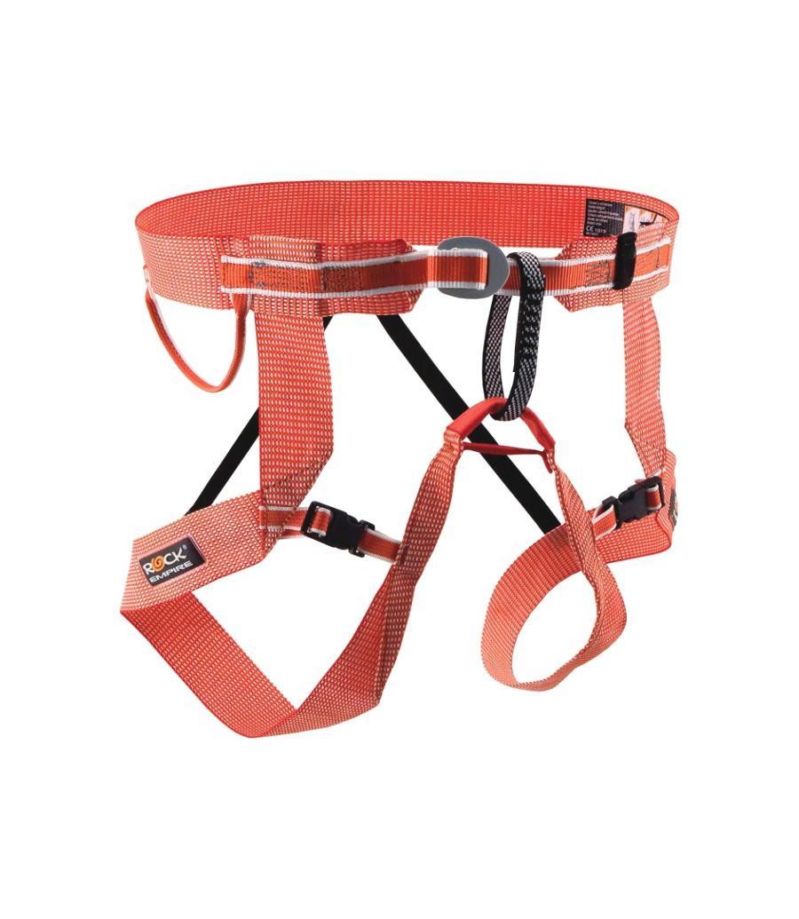 Обвязка спортивная SuperlightОбвязки, беседки<br>Супер легкая, безопасная и простая обвязка, специально разработанная для лыжного туризма и использования на ледниках. Благодаря быстрозастёгивающимся пряжкам на ремнях для ног, обвязку можно легко снять и надеть прямо в «кошках» или лыжах. Одна из самы...<br><br>Цвет: Красный<br>Размер: M-XXL