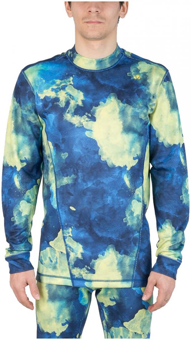 Термобелье футболка Paper мужскаяФутболки<br><br><br>Цвет: Синий<br>Размер: 54