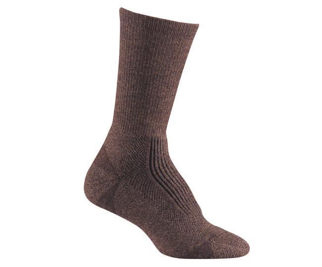 Носки турист. жен. 2525 MERINO HIKERНоски<br>Мы были первыми, кто создал специальные носки с учетом особенностей строения женской стопы. Эти носки идеально подходят для долгих прогулок, скалолазания и походов, обеспечивая амортизацию там, где необходимо.<br><br><br>Система URfit™<br>&lt;l...<br><br>Цвет: Коричневый<br>Размер: M