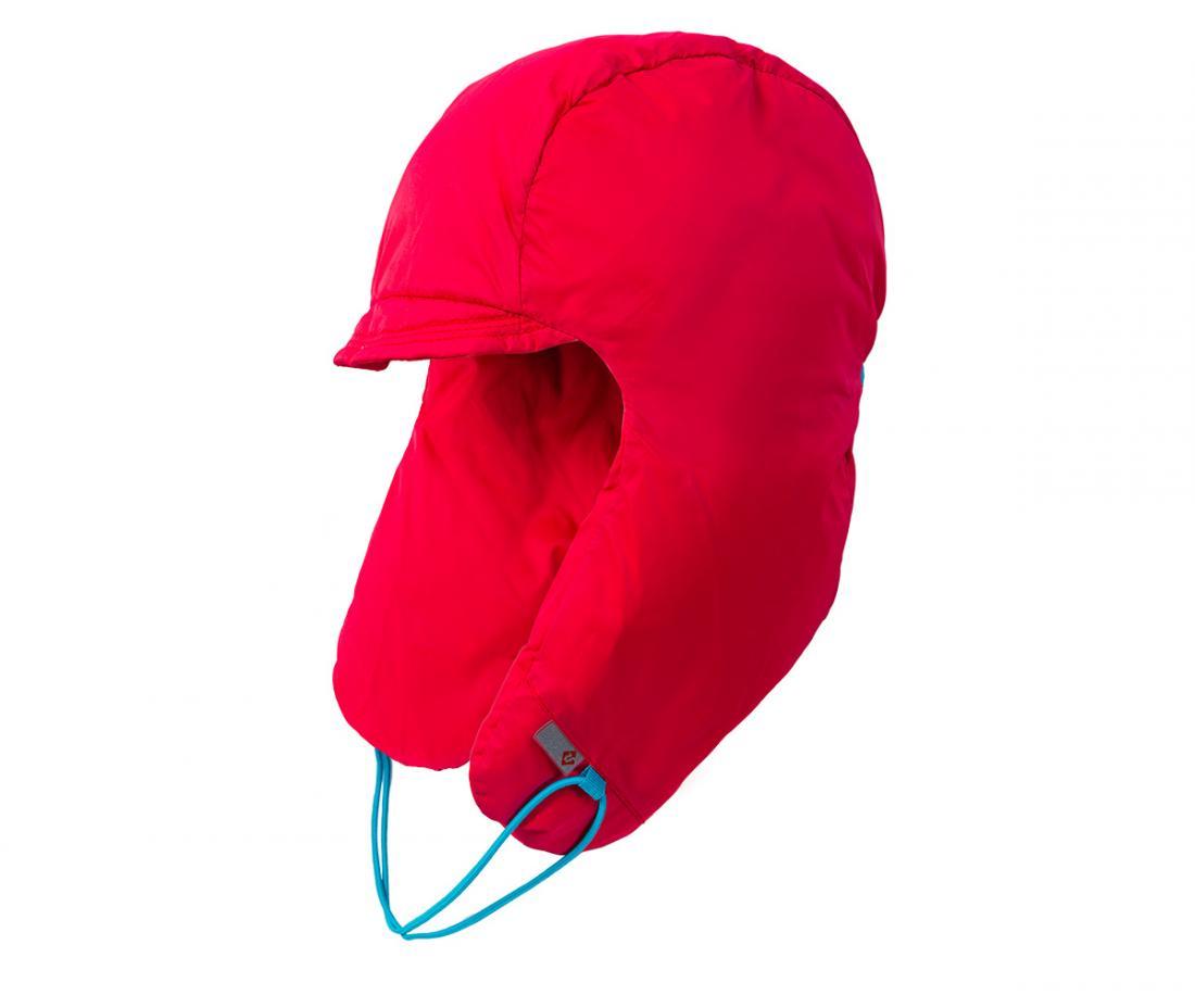 Шапка пуховая Extract ДетскаяУшанки<br><br>Очень теплая пуховая шапка-ушанка. Предназначена для использования в суровых погодных условиях. Удобный козырек и регулировка в области затылка обеспечивают комфортное ношение и исключительную защиту от холода.<br><br><br>Пуховая шапка-ушанка...<br><br>Цвет: Розовый<br>Размер: M
