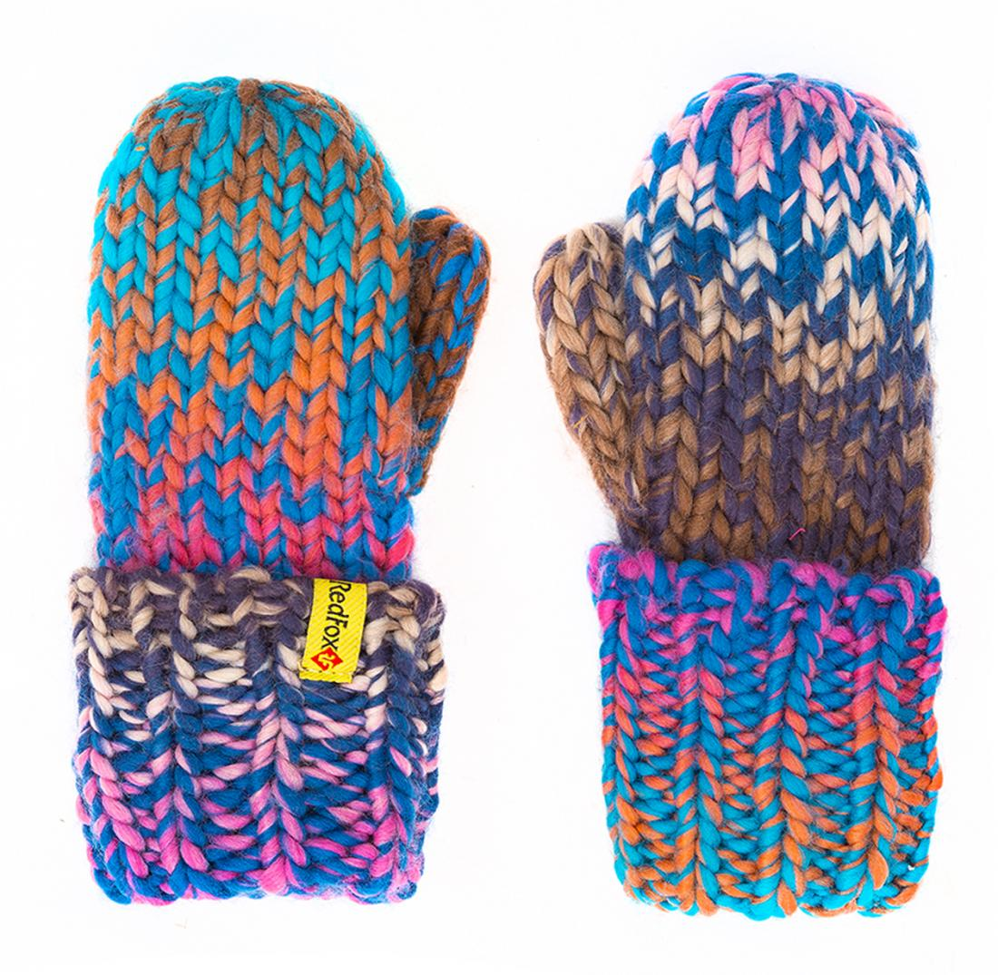 Варежки Frost ДетскиеВарежки<br>Теплые и уютные вязанные варежки в стиле меланж. Прекрасный аксессуар для зимнего гардероба.<br> <br> <br><br>Материал – Acrylic.<br>Один размер.<br><br><br>Цвет: Розовый<br>Размер: None