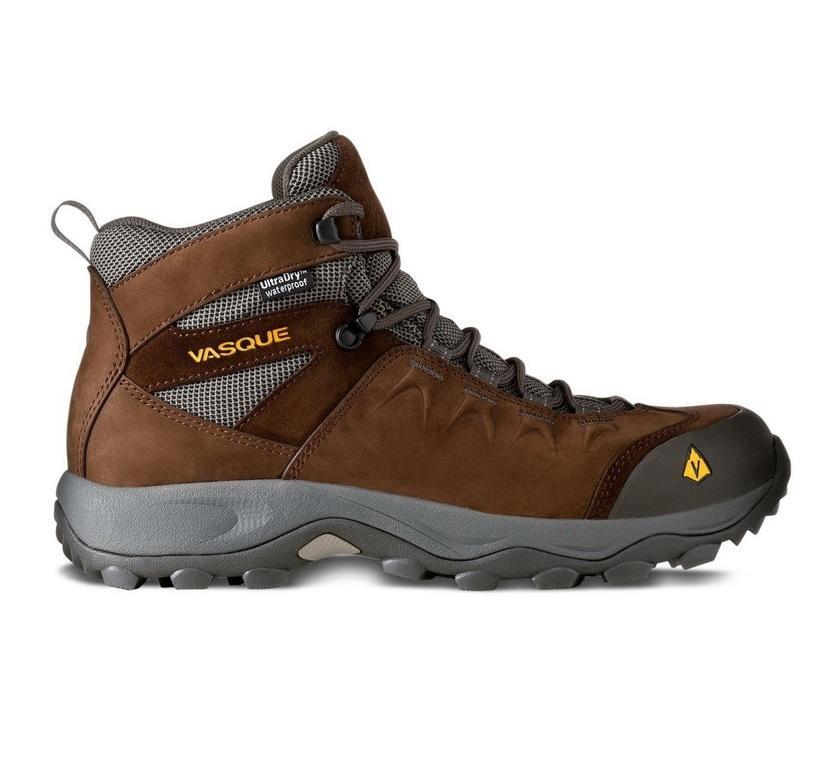 Ботинки 7410 Vista WP мужскиеТреккинговые<br><br><br>Цвет: Коричневый<br>Размер: 9