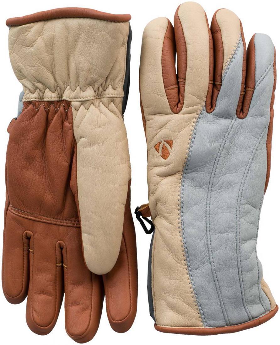 Перчатки Wave мужскиеПерчатки<br><br><br>Цвет: Бежевый<br>Размер: XS