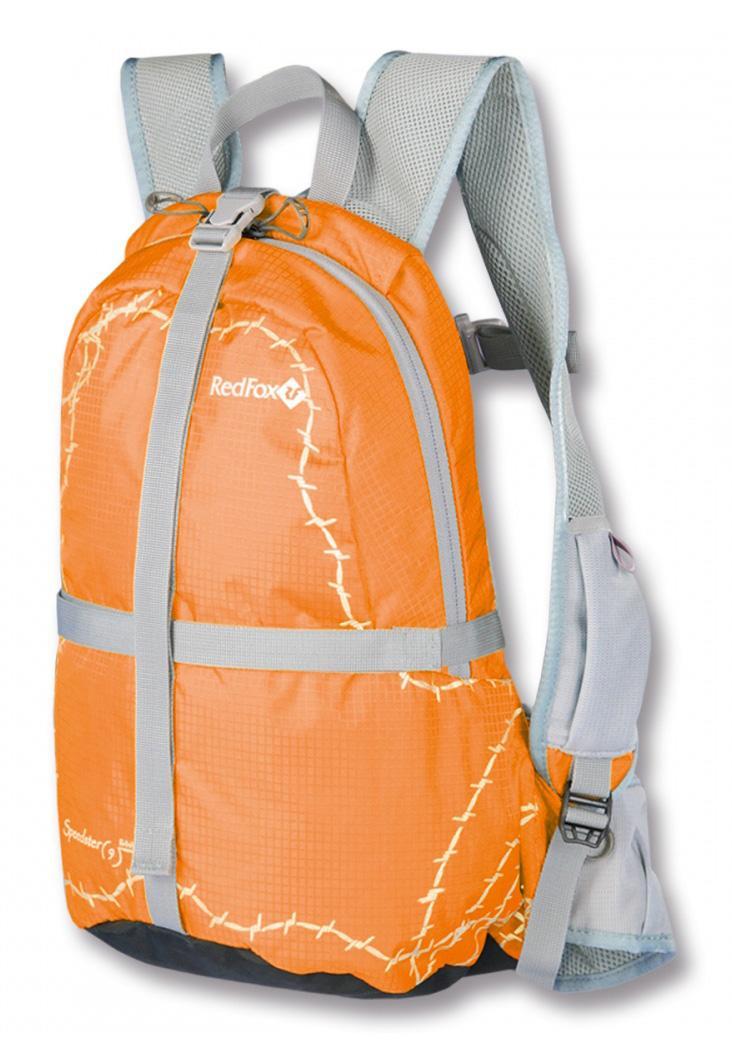 Рюкзак Speedster 9 R-1-AРюкзаки<br><br>  Удобный рюкзак для городских целей.<br><br><br><br>Active подвесная система<br>Грудной фиксатор лямок (и/или) боковые стяжки<br>2 ...<br><br>Цвет: Оранжевый<br>Размер: 9 л