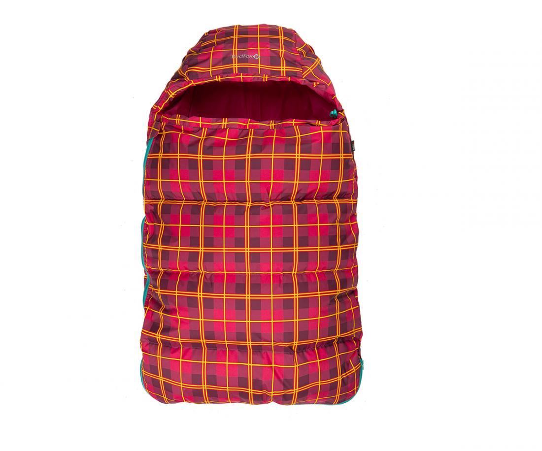 Конверт пуховый Dreamy II ДетскийКонверты<br>Универсальный пуховый конверт, выполнен с применением пуха высокого качества. Способен трансформироваться в небольшое одеяло,удобные двухзамковые молнии позволяют в считанные секунды превратить конверт из просто одеяла в уютный спальный мешок.<br>&lt;ul...<br><br>Цвет: Красный<br>Размер: None