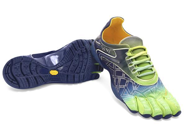 Мокасины FIVEFINGERS Vybrid Sneak MVibram FiveFingers<br>В модели Vybrid Sneak есть всё, что вы любите в FiveFingers   минимализм, гибкость, ощущение босоногой ходьбы, а также усиленная амортизация и усовершенствованная дугообразная поддержка лодыжки делают эту модель идеальной как для повседневной носки, та...<br><br>Цвет: Синий<br>Размер: 43