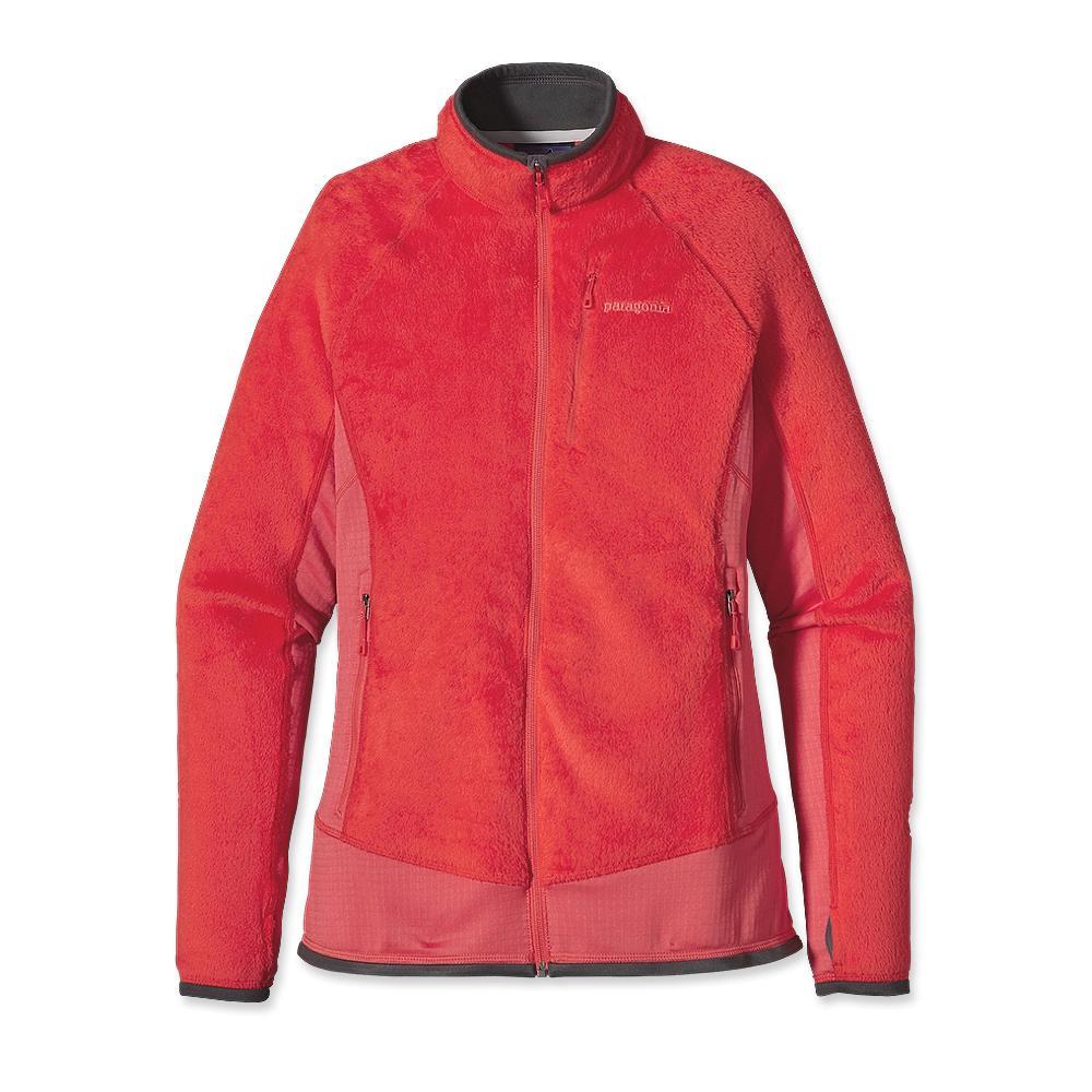 Куртка 25147 WS R2 JKTКуртки<br>Удобная женская куртка R2 выполнена по уникальной технологии из дышащего эластичного флиса для идеальной изоляции и возможности совмещать...<br><br>Цвет: Красный<br>Размер: M