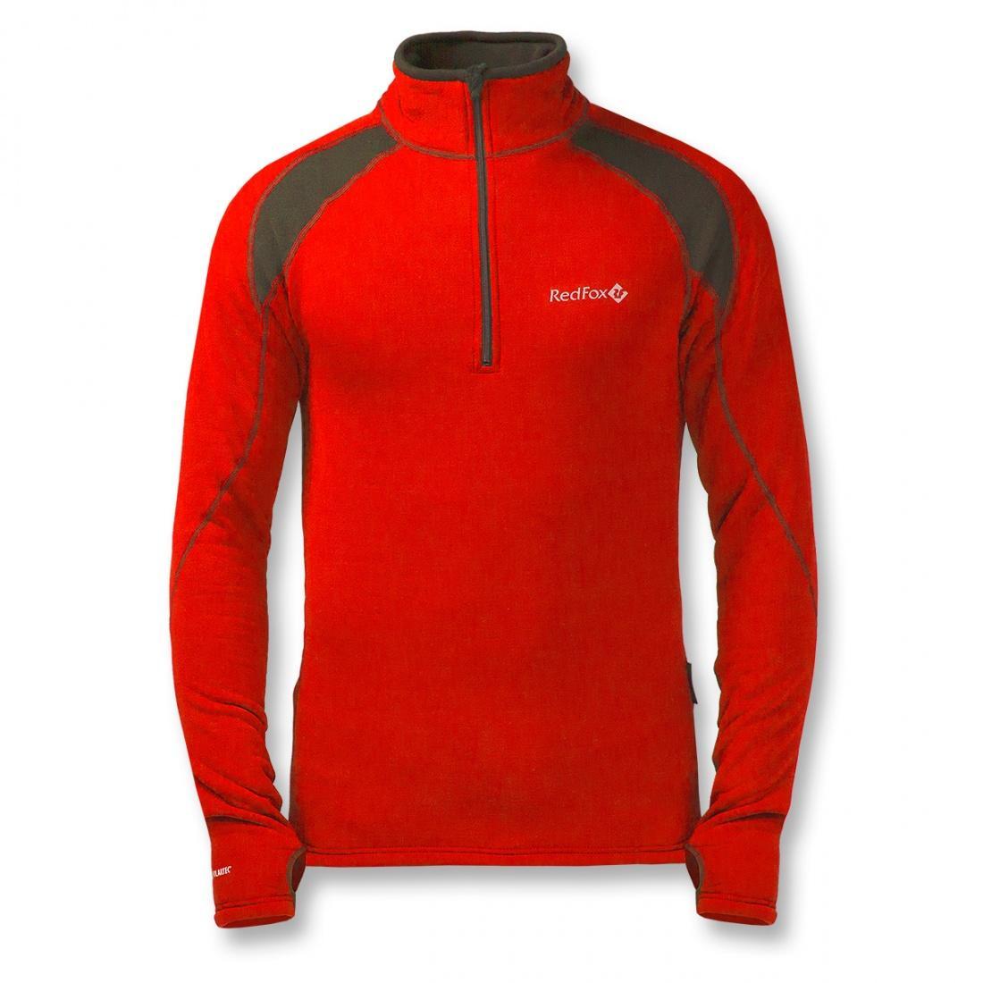 Red Fox Термобелье пуловер Penguin Power Stretch M Красный