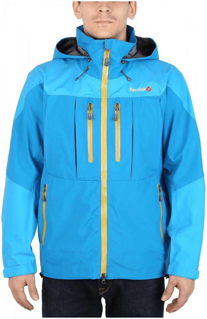 Куртка ветрозащитная Gravity Parka GTXКуртки<br><br> Надежная штормовая куртка для максимальной защиты во время альпинистских восхождений и работ в условиях высокогорья, выполненная из очень прочного трехслойного материала GORE-TEX® Products с высокой сопротивляемостью к абразивному износу.<br><br>&lt;u...<br><br>Цвет: Синий<br>Размер: 56