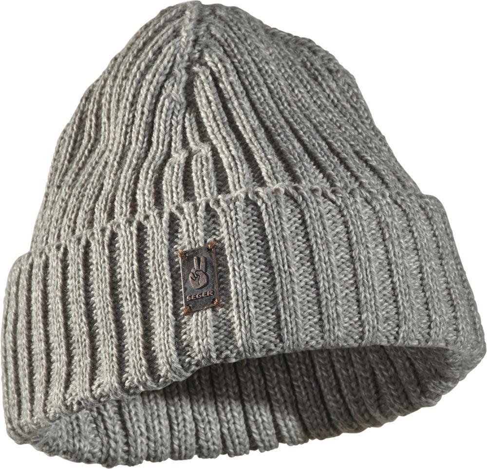 Seger Шапка Denim D15 Серый seger шапка until бежевый