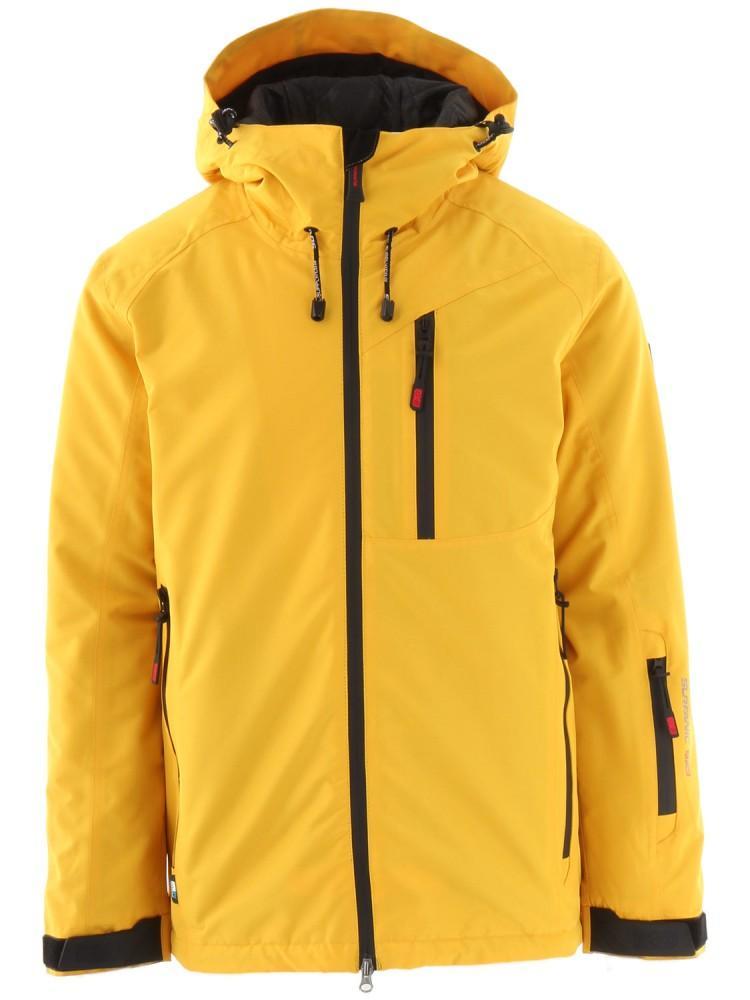 Куртка утепленная SWY1005 WASP 15K муж.Куртки<br>Минималистичный дизайн и анатомическая конструкция делают куртку WASP универсальной для всех активностей на заснеженных склонах.<br><br>полностью проклеенные швы и молнии<br>регулируемый капюшон в трех направлениях<br>центральная двухзамковая молния<br>вентиляция в...<br><br>Цвет: Желтый<br>Размер: S